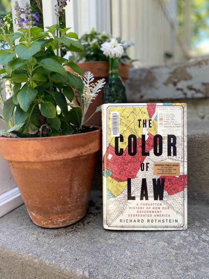 The Color of Law: A Forgotten History of How Our Government SegregatedAmerica